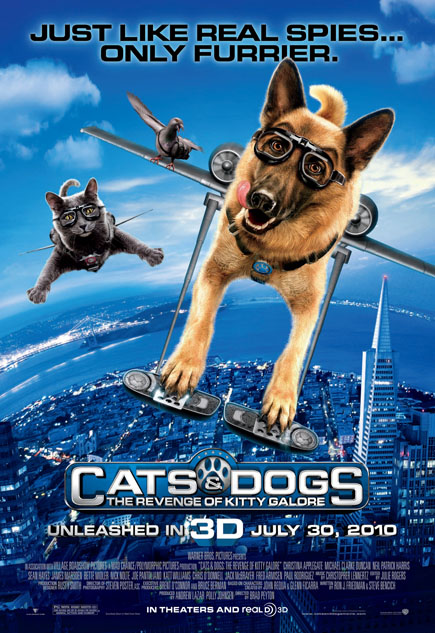 Cats & Dogs 2 (3D)