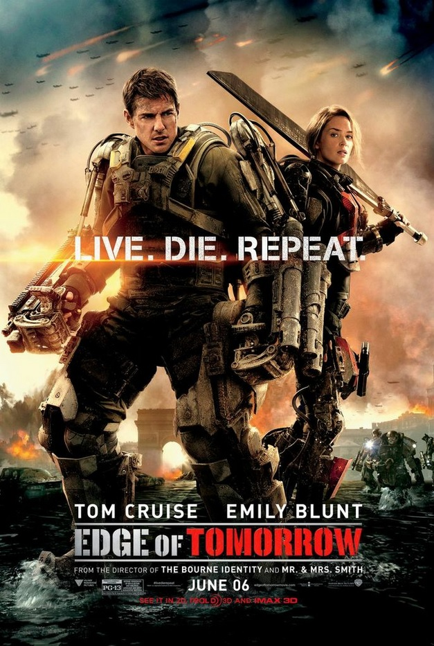 Edge of Tomorrow (3D)