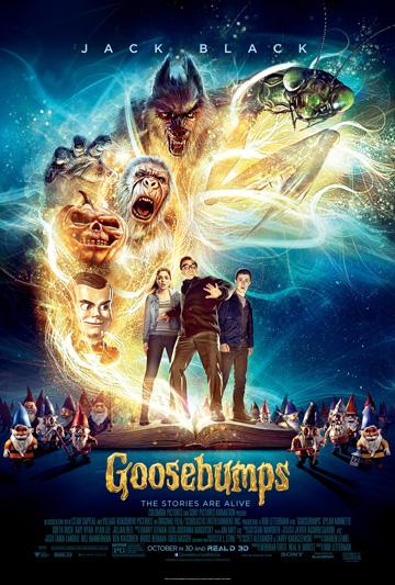 Goosebumps (3D)