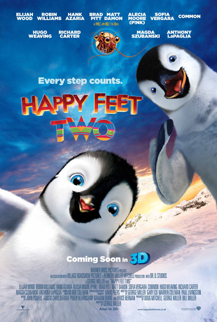 Happy Feet 2 (3D)