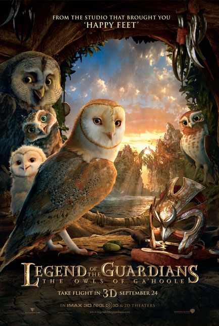 Legend of the Guardians (3D)
