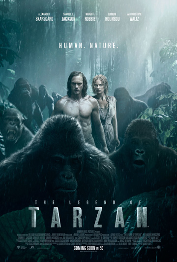The Legend of Tarzan (3D)
